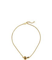 Marc by Marc Jacobs - Round And Round Hole Hearted Necklace