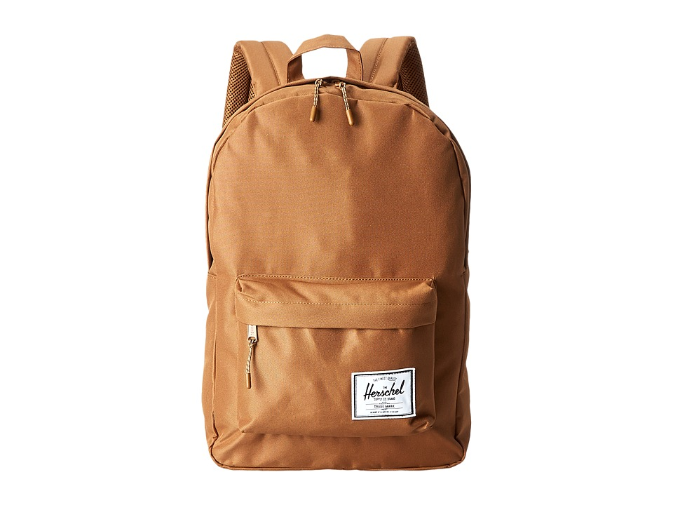 Herschel Supply Co. - Classic (Caramel) Backpack Bags