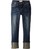 Hudson Kids - Ginny Crop Jean in Iron Wash (Big Kids)