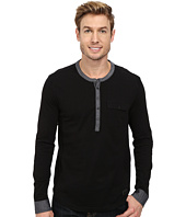 Calvin Klein Jeans - L/S Jersey Henley Shirt