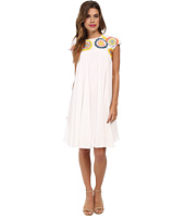 KAS New York - Akma Neaded Swing Dress