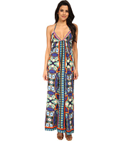 KAS New York - Lilo Beaded Maxi Dress