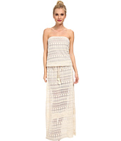 KAS New York - Klahan Embroidered Maxi Dress