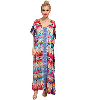 KAS New York - Kendra Embroidered Kaftan