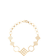 Marc by Marc Jacobs - Lost & Found Hexagon Statement Necklace