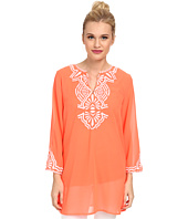 KAS New York - Purity Embroidered Tunic