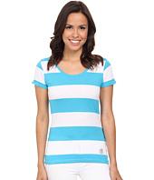 U.S. POLO ASSN. - Wide Stripe T-Shirt