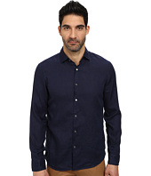 Michael Kors - Tailored Garment Dye Linen Shirt