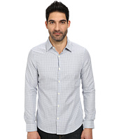 Michael Kors - Brad Checked Slim Shirt