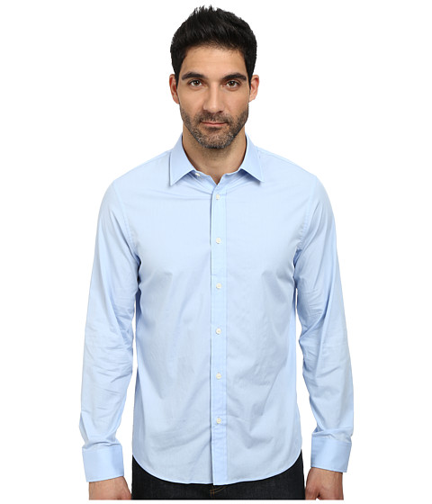 Michael Kors Poplin Tailored Shirt