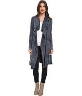 XCVI - Abernathy Draped Coat