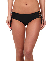 MIKOH SWIMWEAR - Vanuatu Side Lace Up Detail Boyshort Bottom