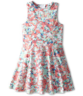 Splendid Littles - Abstract Floral Print Dress (Little Kids)