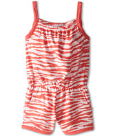Splendid Littles - Directional Print Zebra Romper (Little Kids)