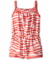 Splendid Littles - Directional Print Zebra Romper (Toddler)