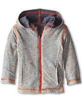 Splendid Littles - Textured Solid Hoodie Jacket (Infant)
