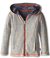 Splendid Littles - Textured Solid Hoodie Jacket (Little Kids)