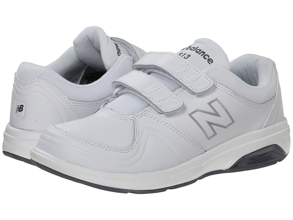 New Balance WW813Hv1 (White) Walking Shoes