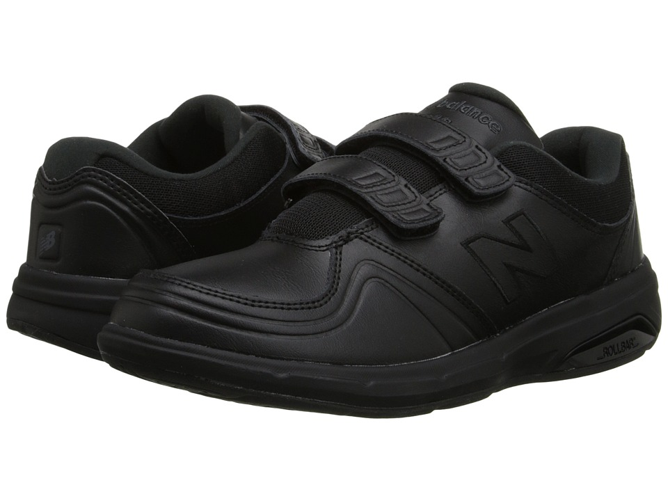 New Balance - WW813Hv1 (Black) Womens Walking Shoes