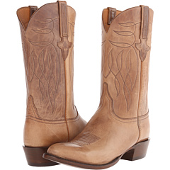 L1689.63 (Buck Oil Calf) Cowboy Boots