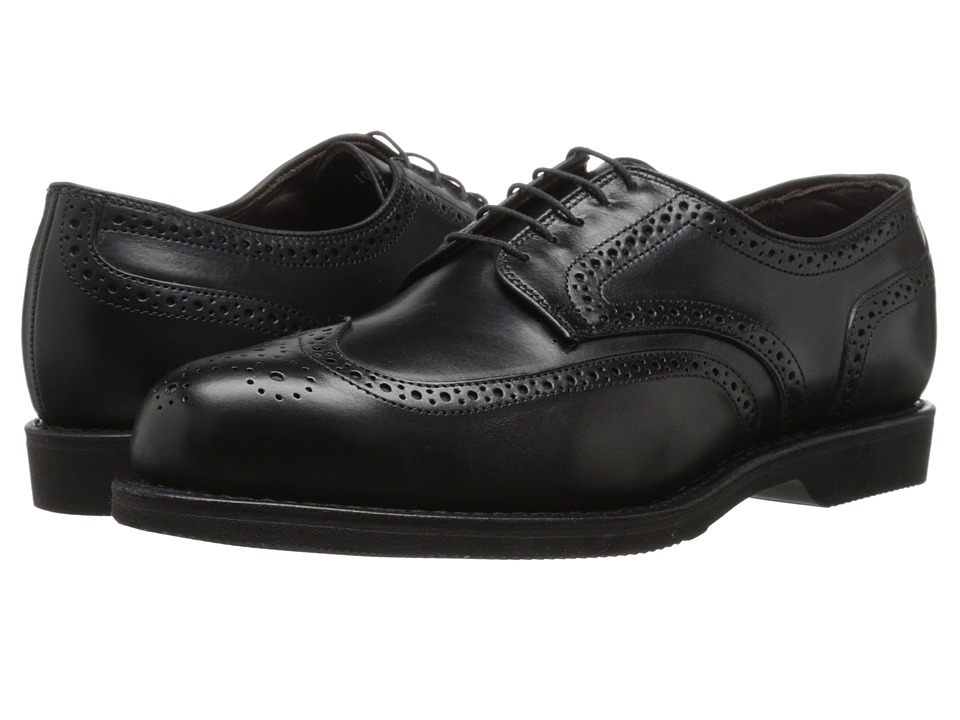 Allen-Edmonds - LGA (Black Leather) Men's Shoes