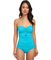 Bleu Rod Beattie - American Hustle Cup Bandeau Mio One-Piece