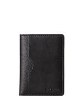 Jack Spade - Grant Leather Vertical Flap Wallet