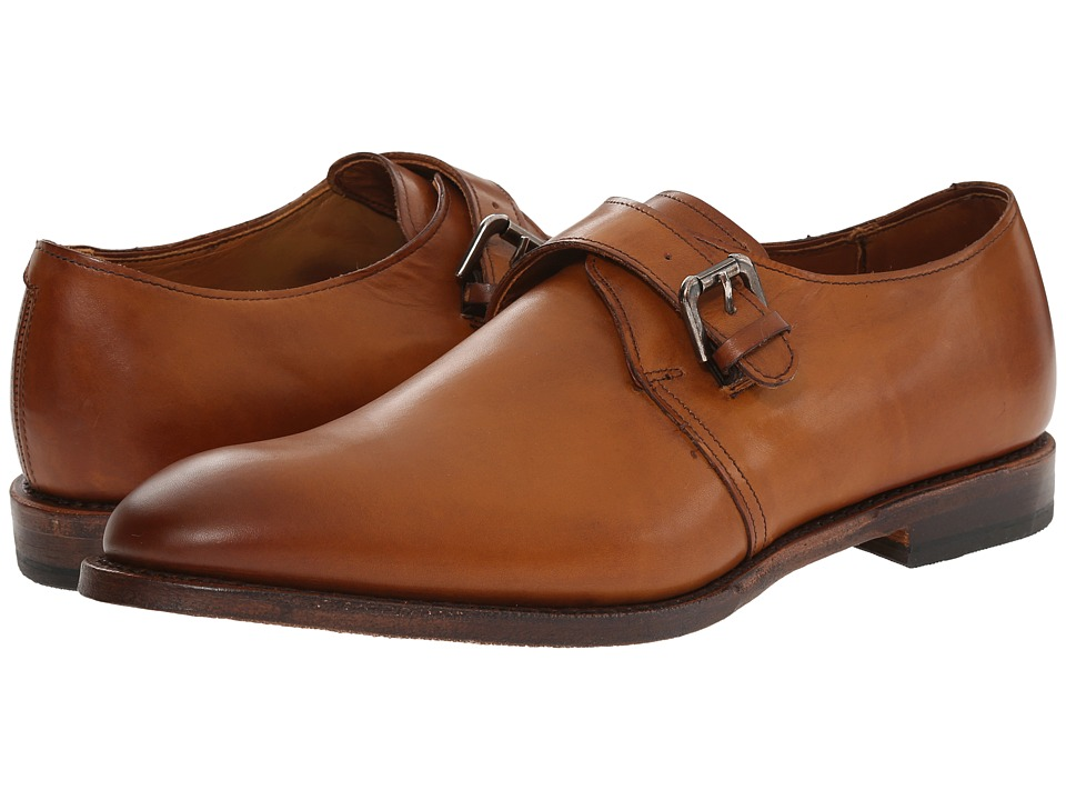 Allen-Edmonds Warwick (Walnut Burnished Calf) Men