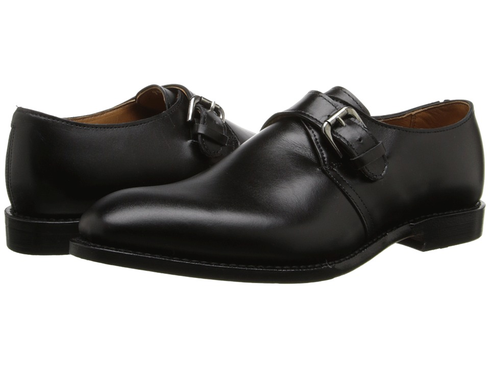 Allen-Edmonds - Warwick (Black Custom Calf) Men's Shoes