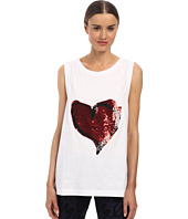 Vivienne Westwood Anglomania - Soley Vest Heart Sequins
