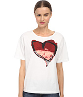 Vivienne Westwood Anglomania - Liquor Tee Heart Sequins