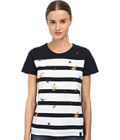 Vivienne Westwood Anglomania - Bottle Tee Striped Orb