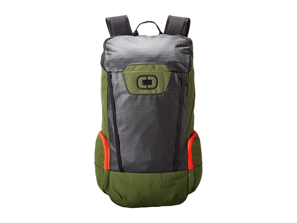 OGIO - Clutch Pack (Green) Backpack Bags