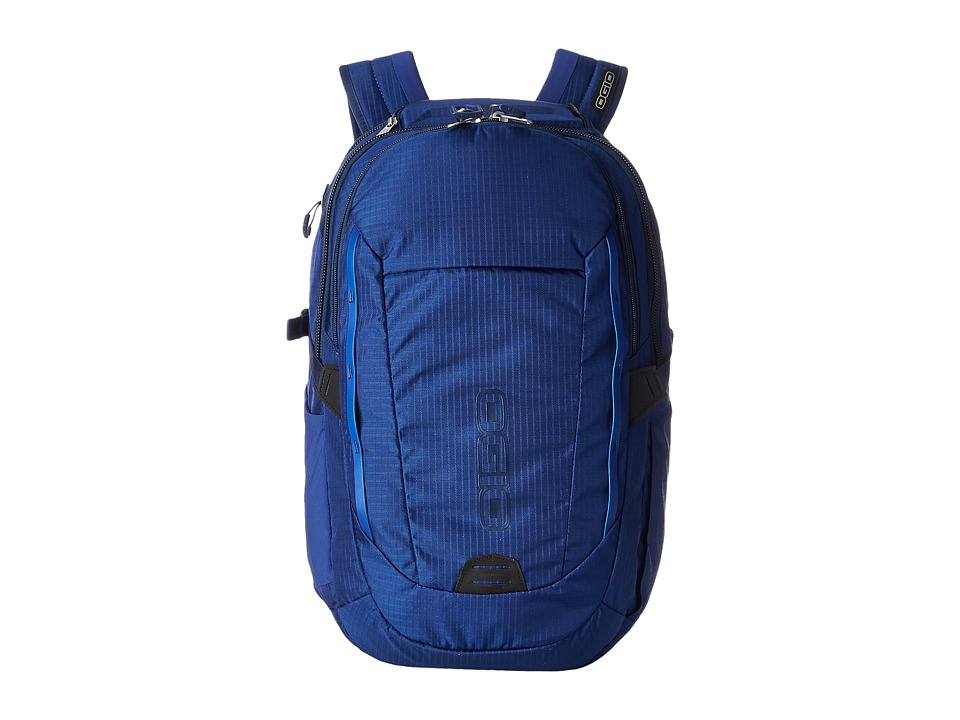 OGIO Ascent Pack Blue/Navy Backpack Bags