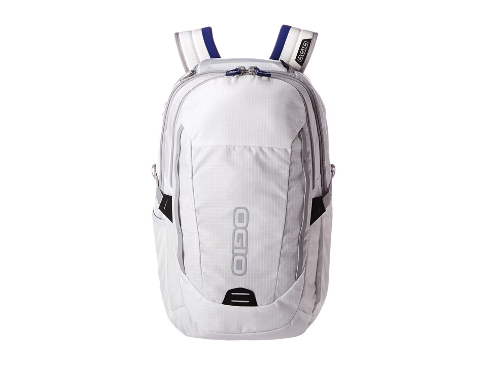OGIO Ascent Pack White/Navy Backpack Bags