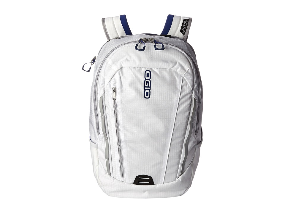 OGIO Apollo Pack White/Navy Backpack Bags