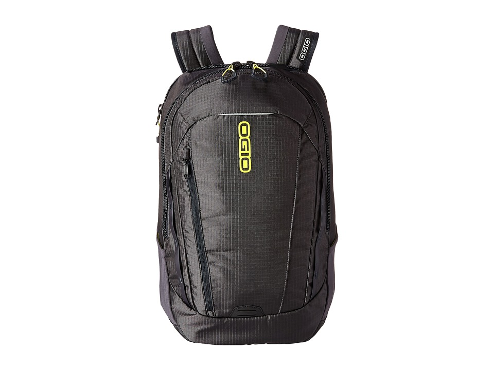 OGIO Apollo Pack Black/Acid Backpack Bags