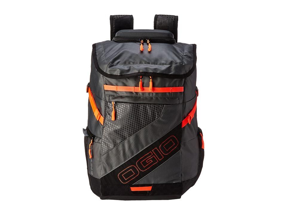 OGIO - X-Train 2 Pack (Dark Gray/Burst) Backpack Bags