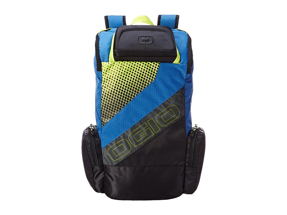 OGIO - X-Train Lite Pack (Navy/Acid) Backpack Bags