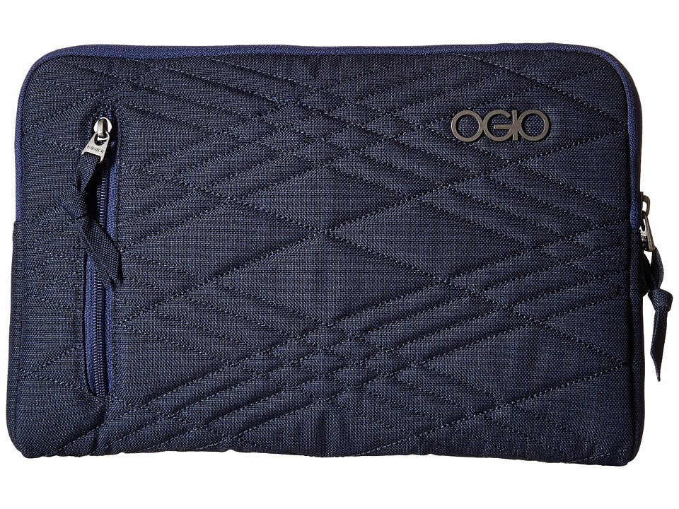 OGIO - Columbia Tablet Sleeve (Peacoat) Computer Bags