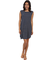 Allen Allen - Stripe Muscle Dress