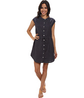 Allen Allen - Sleeveless Shirt Dress
