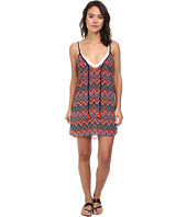 Vix - Sofia by Vix Folk Anja Short Dress Cover-Up