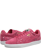 PUMA - Suede Classic Splattered Form