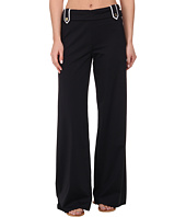 Bleu Rod Beattie - Hey Sailor Pull On Pant Swim Fabric Cover-Up