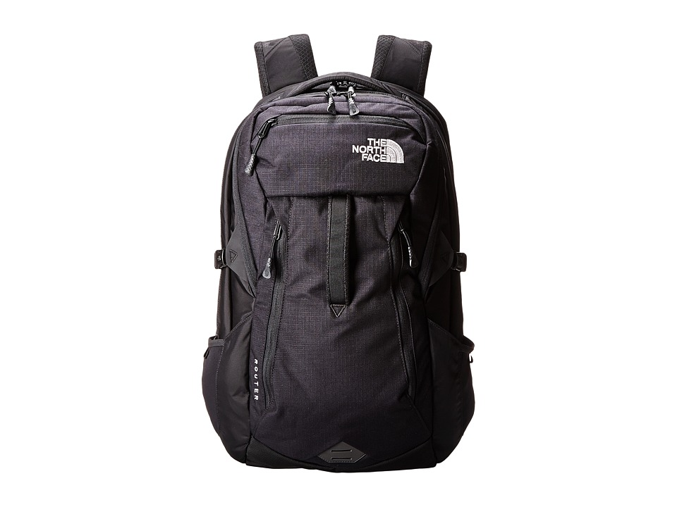 The North Face - Router (TNF Black) Backpack Bags