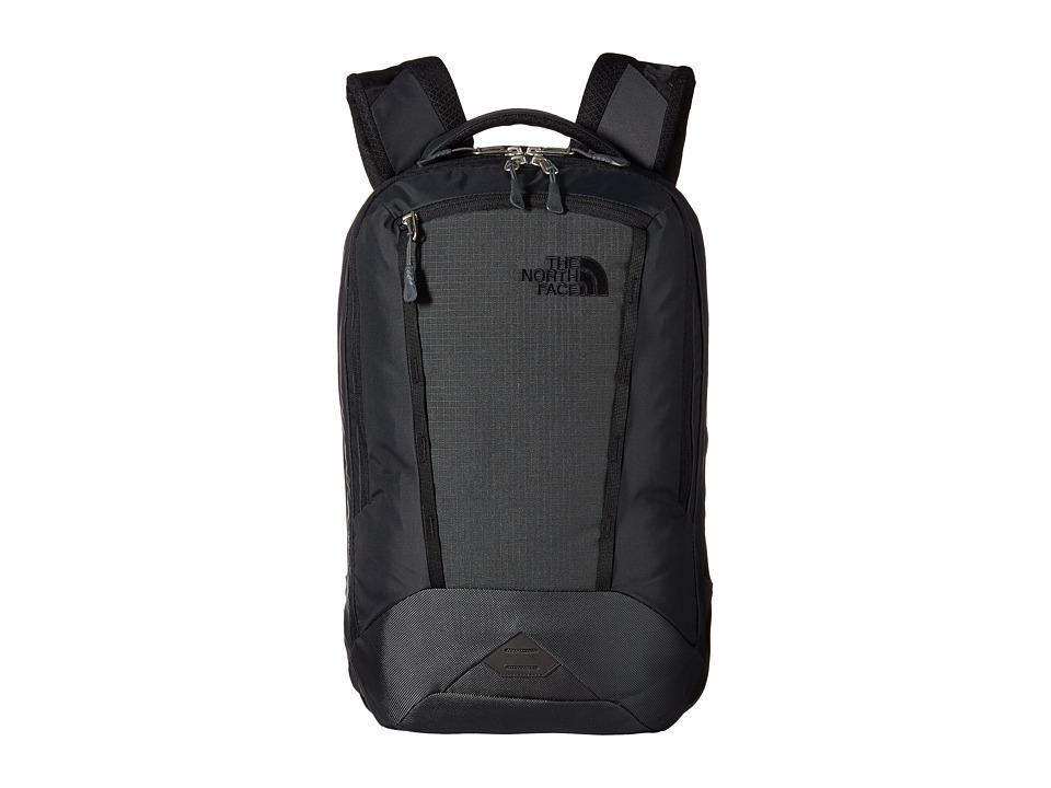 The North Face - Microbyte (Asphalt Grey/TNF Black) Backpack Bags