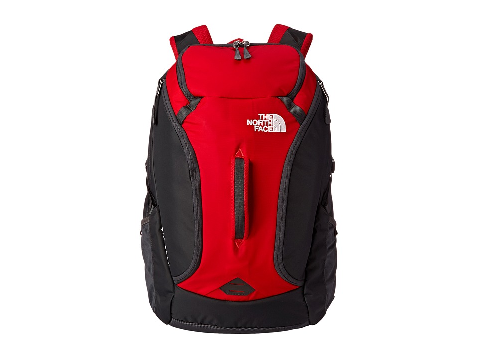 The North Face - Big Shot (TNF Red/Asphalt Grey) Backpack Bags