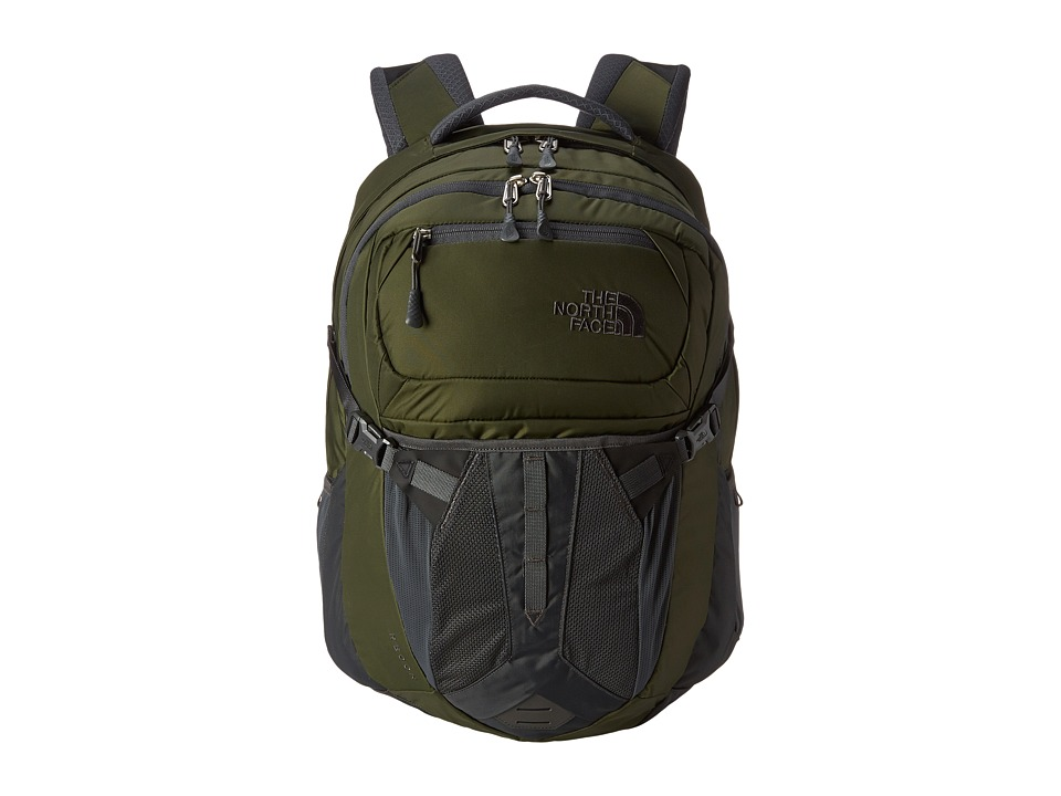 The North Face - Recon (Forest Night Green/Asphalt Grey) Backpack Bags