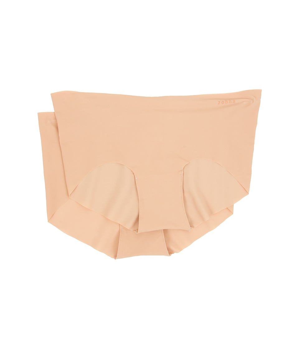 Zobha 2 Pack Boyshort Nude Womens Underwear